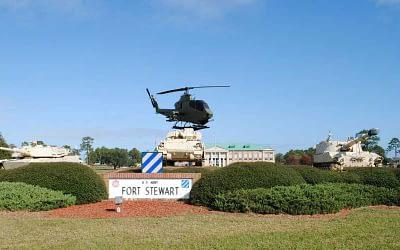 Hinesville & Fort Stewart